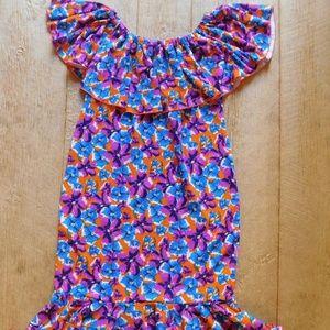 Lularoe CiCi Dress Floral